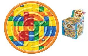 Bricks Maze Puzzle