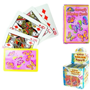 Butterfly Mini Playing Cards
