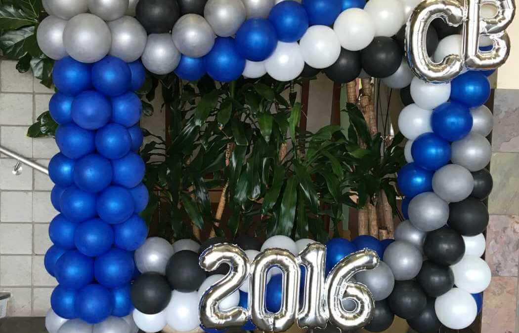 Photo Op Castlebay Graduation