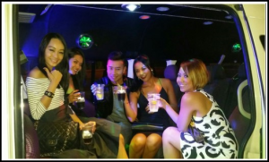 Singapore Party Bus Hourly Bookings