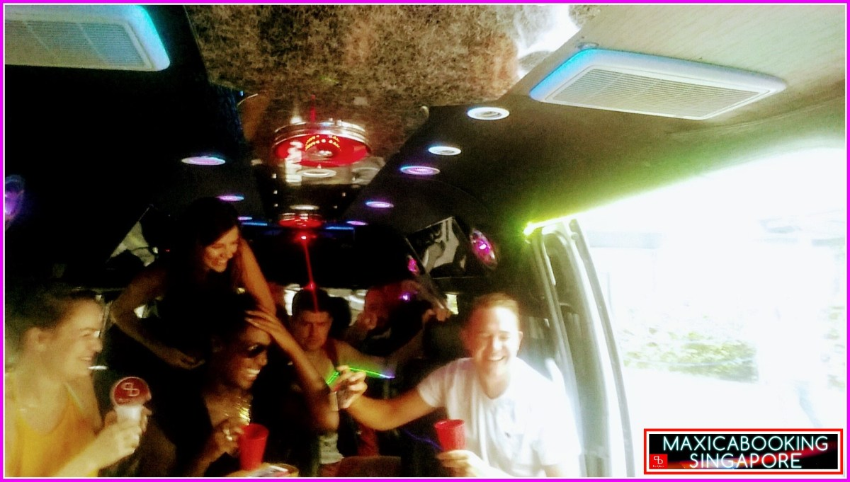 Hire Party BUS for your Private Party on the Road