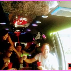 Party in a bus