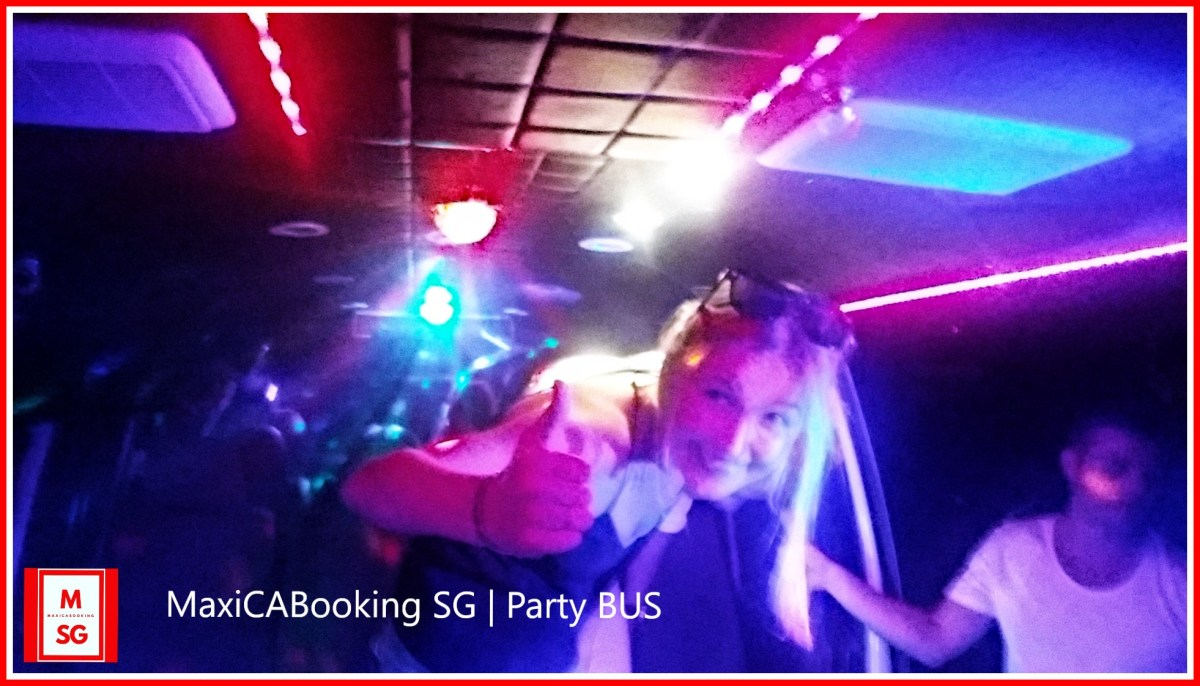 Singapore Party BUS Rates