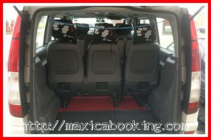 maxicab 7 seater with big bonnet