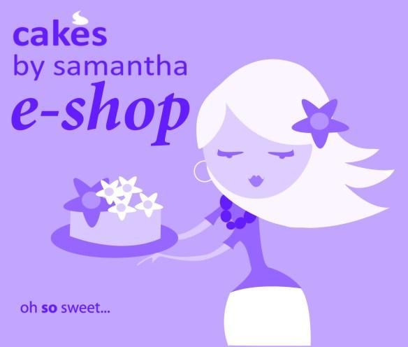 Σαμανθα Cakes By Samantha eshop e-shop μαγαζι ζαχαρόπαστα