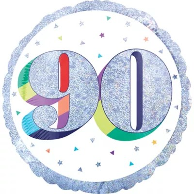 90th Birthday Party Supplies Decorations Ideas Party City