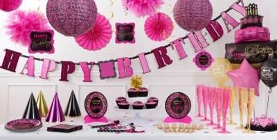 Fabulous Birthday Party Supplies