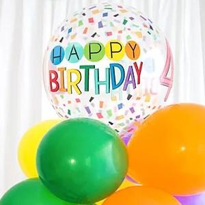 Happy Birthday Balloons Party City