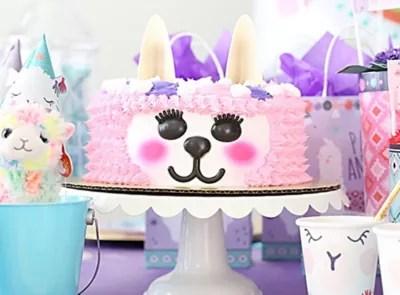 Llama Birthday Party Ideas Party City