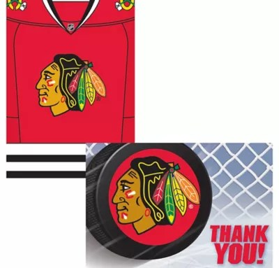 Invite Your Friends To A Hockey Party With Chicago