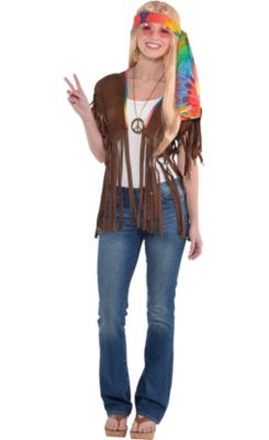Adult Hippie Costume Party City