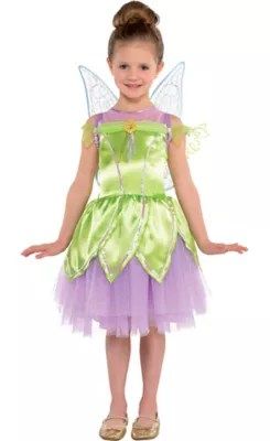 Toddler Girls Tinkerbell Costume Party City