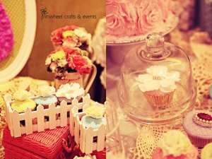 Sui's Tea Room Party – 1st Birthday