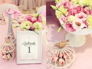 Gabrielle's Afternoon in Paris Party – 1st Birthday