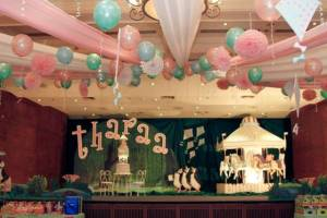 Tharaa's It's a Jolly Holiday with Mary Poppins Themed Party – 1st Birthday