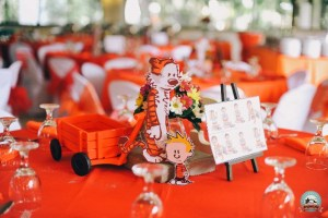 Calvin's Calvin and Hobbes Themed Party – 1st Birthday
