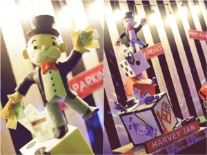 Harvey's Monopoly Themed Party – 1st Birthday