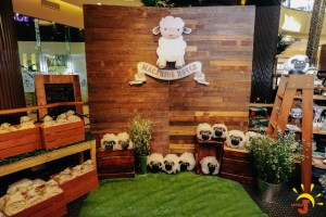 Mac's Little Lamb Themed Party – Baptismal Party