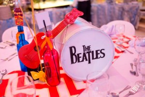Jeffrey's The Beatles Themed Party – 60th Birthday