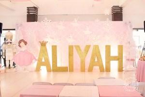 Aliyah's The Nutcracker Themed Party – 1st Birthday