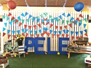 Pele's Picnic Themed Party – 1st Birthday