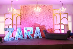 Zara's Baby Gatsby Themed Party – 1st Birthday