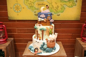 Matteo's Peter Pan Themed Party – 1st Birthday