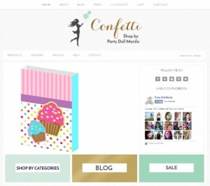 Confetti Shop by Party Doll Manila – Party Online Shop