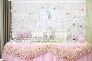 A Mary Poppins Themed Baby Shower for Copper Lulu