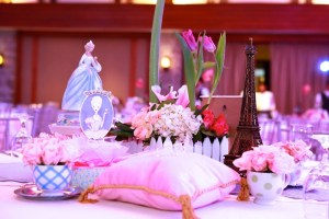 Ava's Marie Antoinette Themed Party – 1st Birthday