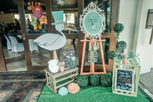 Sab's Stork Delivery Themed Party – Baptismal Celebration