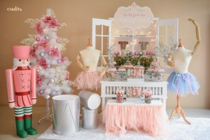 Alessa's The Nutcracker – Ballerina Themed Party – 1st Birthday