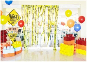 Miggy's Lego Construction Themed Birthday Party – 7th Birthday