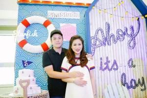 Toni Gonzaga Soriano's Nautical Themed Baby Shower