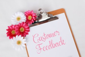 Customer Feedback: Oh Happy Day Events + Design
