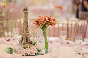 Cesca's Parisian Market Square Themed Party – 7th Birthday
