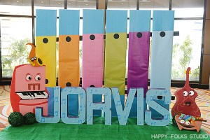 Jorvis' Baby TV The Jammers Themed Party – 1st Birthday