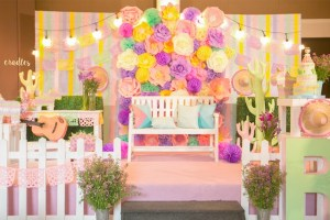 Rayn's Chic Mexican Birthday Fiesta – 1st Birthday