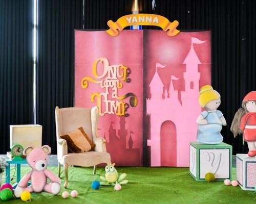 Yanna's Amigurumi Crochet Fairy Tales Themed Party – 1st Birthday