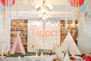Pippa's Coachella Themed Party – 1st Birthday
