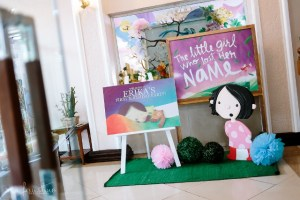 "Erika's ""Lost my name"" Themed Party – 1st Birthday"