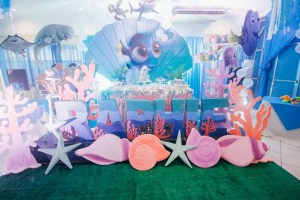 Raphie's Finding Dory Themed Party – 3rd Birthday