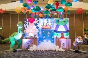 Luca's Toy Story Themed Party – 1st Birthday