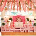 royal tea party stage