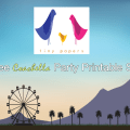 Free Coachella Party Invitation
