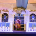 Royal Prince theme party stage