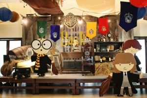 Basti's Harry Potter Themed Party – 1st Birthday