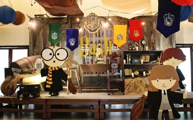 Basti's Harry Potter Themed Party – 1st Birthday