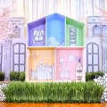 Doll House theme Party Stage