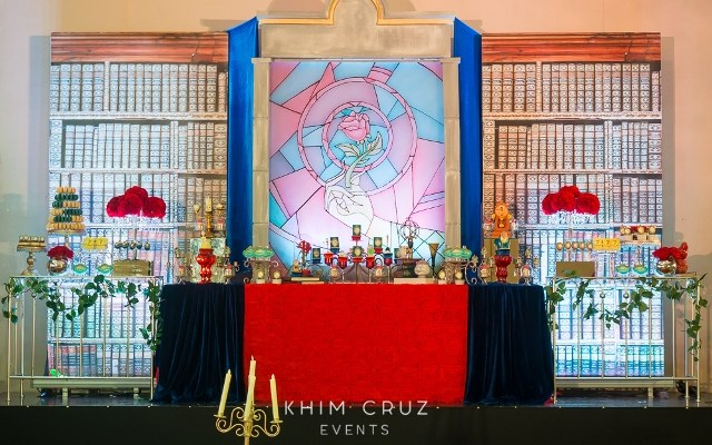 Yunice's Beauty and the Beast Themed Party – 7th Birthday